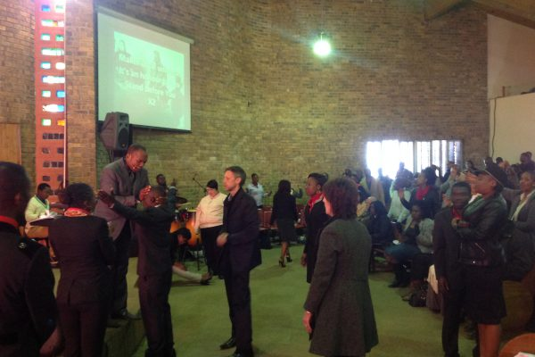 Prophetic Worship Service