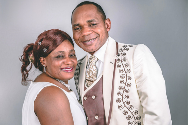 Dr Able & Pst Eileen Akpanke